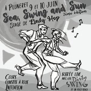 swing56 association danse swing pluneret auray morbihan danse festive convivial amis solo couple groupe lindy hop charleston stage